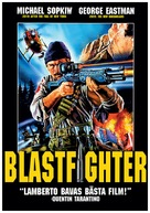 Blastfighter - Swedish DVD cover (xs thumbnail)