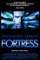 Fortress - Movie Poster (xs thumbnail)