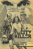 City Killer - Movie Poster (xs thumbnail)
