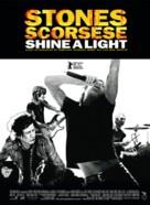 Shine a Light - Danish Movie Poster (xs thumbnail)