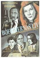 La vie de bohème - Swedish Movie Poster (xs thumbnail)