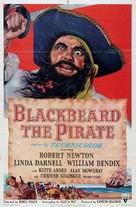 Blackbeard, the Pirate - Movie Poster (xs thumbnail)