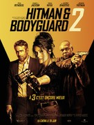 The Hitman's Wife's Bodyguard - French Movie Poster (xs thumbnail)