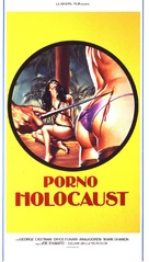 Porno holocaust - Italian Movie Poster (xs thumbnail)
