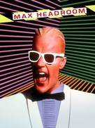 """Max Headroom"" - Movie Cover (xs thumbnail)"