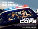 Let's Be Cops - British Movie Poster (xs thumbnail)