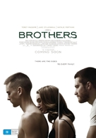 Brothers - Australian Movie Poster (xs thumbnail)