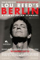 Lou Reed's Berlin - British Movie Poster (xs thumbnail)