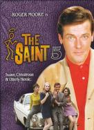 """The Saint"" - DVD movie cover (xs thumbnail)"
