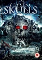 Crystal Skulls - British DVD movie cover (xs thumbnail)