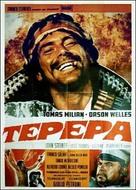 Tepepa - Movie Poster (xs thumbnail)