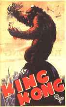 King Kong - Spanish Movie Poster (xs thumbnail)