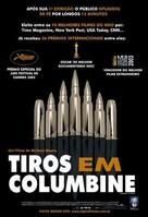 Bowling for Columbine - Brazilian Movie Poster (xs thumbnail)