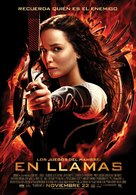 The Hunger Games: Catching Fire - Colombian Movie Poster (xs thumbnail)