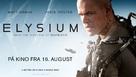 Elysium - Norwegian Movie Poster (xs thumbnail)