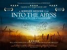 Into the Abyss - British Movie Poster (xs thumbnail)