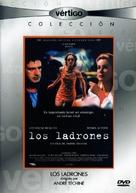Les voleurs - Spanish Movie Cover (xs thumbnail)