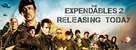 The Expendables 2 - Indian poster (xs thumbnail)