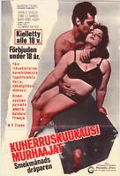 The Honeymoon Killers - Finnish Movie Poster (xs thumbnail)