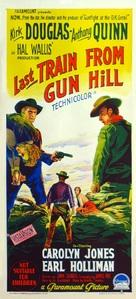 Last Train from Gun Hill - Australian Movie Poster (xs thumbnail)