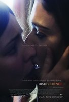 Disobedience - Dutch Movie Poster (xs thumbnail)