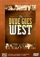 The Dude Goes West - Australian DVD cover (xs thumbnail)