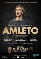 National Theatre Live: Hamlet - Italian Movie Poster (xs thumbnail)