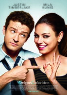 Friends with Benefits - Portuguese Movie Poster (xs thumbnail)
