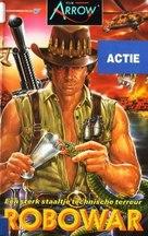 Robowar - Robot da guerra - Dutch VHS cover (xs thumbnail)