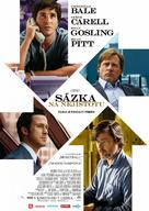 The Big Short - Czech Movie Poster (xs thumbnail)