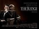 The Judge - British Movie Poster (xs thumbnail)