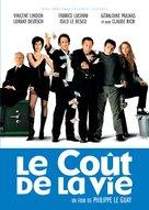 Le coût de la vie - Canadian Movie Poster (xs thumbnail)