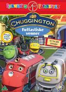 """""""Chuggington"""" - Danish DVD movie cover (xs thumbnail)"""