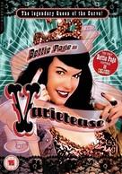 Varietease - British DVD cover (xs thumbnail)