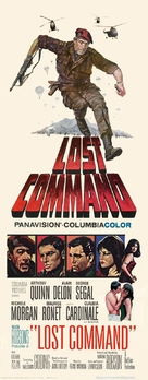 Lost Command - Movie Poster (xs thumbnail)