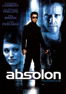Absolon - DVD movie cover (xs thumbnail)