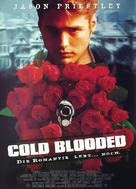 Coldblooded - German Movie Poster (xs thumbnail)