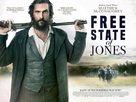 Free State of Jones - British Movie Poster (xs thumbnail)