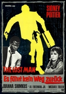 The Lost Man - German Movie Poster (xs thumbnail)