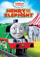 """Thomas the Tank Engine & Friends"" - British DVD movie cover (xs thumbnail)"