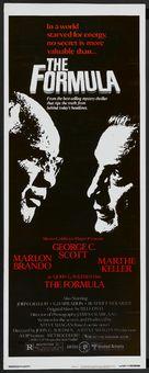 The Formula - Movie Poster (xs thumbnail)