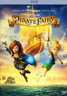 The Pirate Fairy - DVD cover (xs thumbnail)