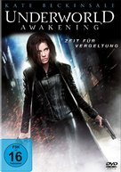 Underworld: Awakening - German DVD movie cover (xs thumbnail)