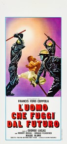 THX 1138 - Italian Movie Poster (xs thumbnail)