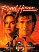 Road House - Blu-Ray movie cover (xs thumbnail)