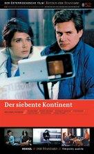 Siebente Kontinent, Der - Austrian Movie Cover (xs thumbnail)