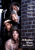 O Brother, Where Art Thou? - German DVD cover (xs thumbnail)
