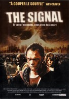 The Signal - French DVD movie cover (xs thumbnail)
