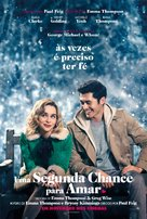 Last Christmas - Brazilian Movie Poster (xs thumbnail)
