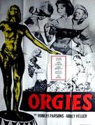 Honeymoon of Horror - French Movie Poster (xs thumbnail)